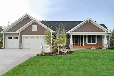 Ranch Home Plan with Optional Lower Level - 14315RK thumb - 01