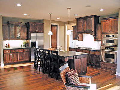 Ranch Home Plan with Optional Lower Level - 14315RK thumb - 08