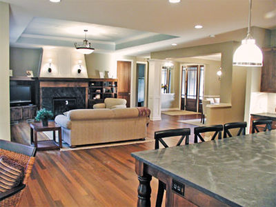 Ranch Home Plan with Optional Lower Level - 14315RK thumb - 03