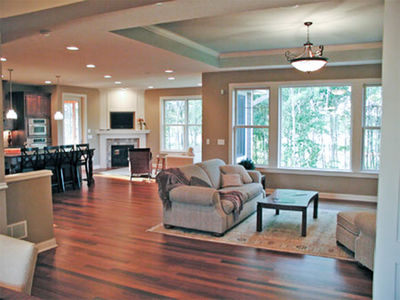 Ranch Home Plan with Optional Lower Level - 14315RK thumb - 07