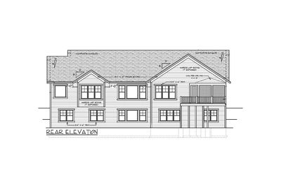 Ranch Home Plan with Optional Lower Level - 14315RK thumb - 14