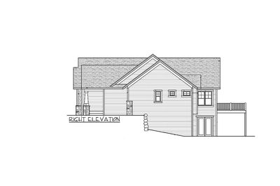 Ranch Home Plan with Optional Lower Level - 14315RK thumb - 15