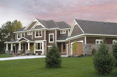 Luxurious Craftsman Home Plan - 14419RK thumb - 01