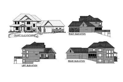 Luxurious Craftsman Home Plan - 14419RK thumb - 17