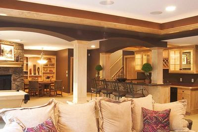 Luxurious Craftsman Home Plan - 14419RK thumb - 14