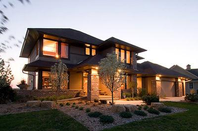 Prairie Style Home Plan - 14469RK thumb - 03
