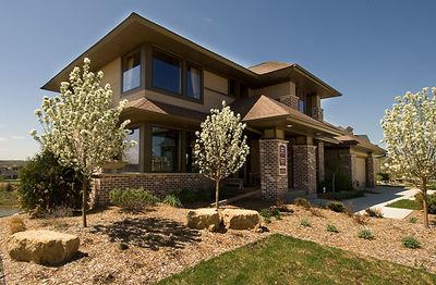 Prairie Style Home Plan - 14469RK thumb - 04