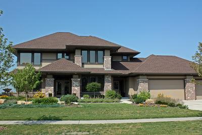 prairie style home plan 14469rk thumb 01. beautiful ideas. Home Design Ideas