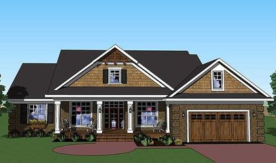 Vaulted Great Room and Screened Porch - 14569RK thumb - 03