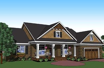 Vaulted Great Room and Screened Porch - 14569RK thumb - 02