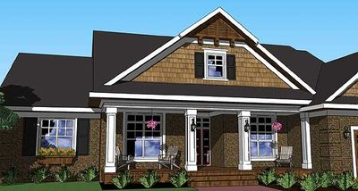 Vaulted Great Room and Screened Porch - 14569RK thumb - 04