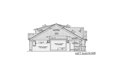 Bungalow with Optional In-Law Suite - 14572RK thumb - 05