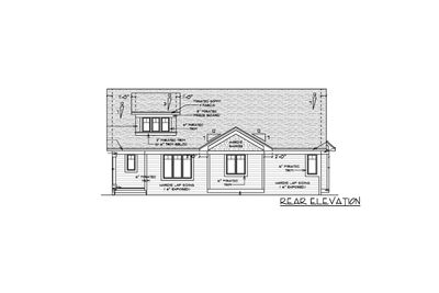Bungalow with Optional In-Law Suite - 14572RK thumb - 06