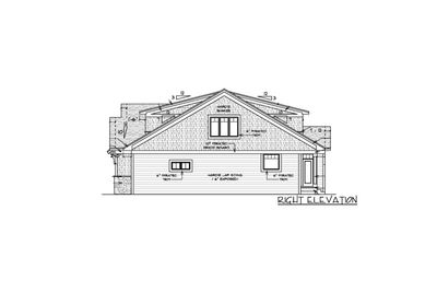 Bungalow with Optional In-Law Suite - 14572RK thumb - 07