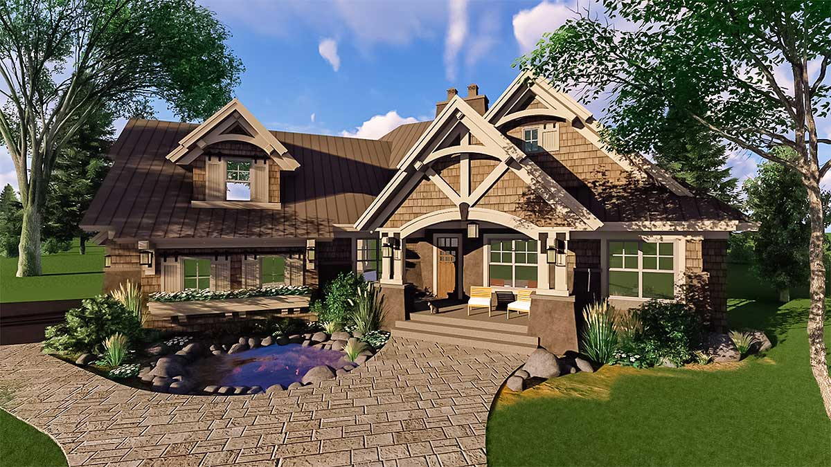 Magnificent Curb Appeal 14635RK