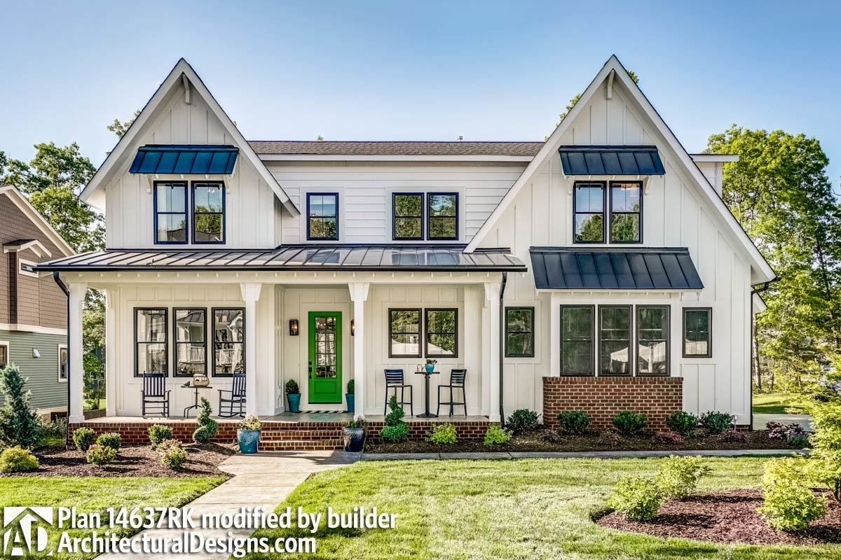 House Plans with Photo Galleries Architectural Designs