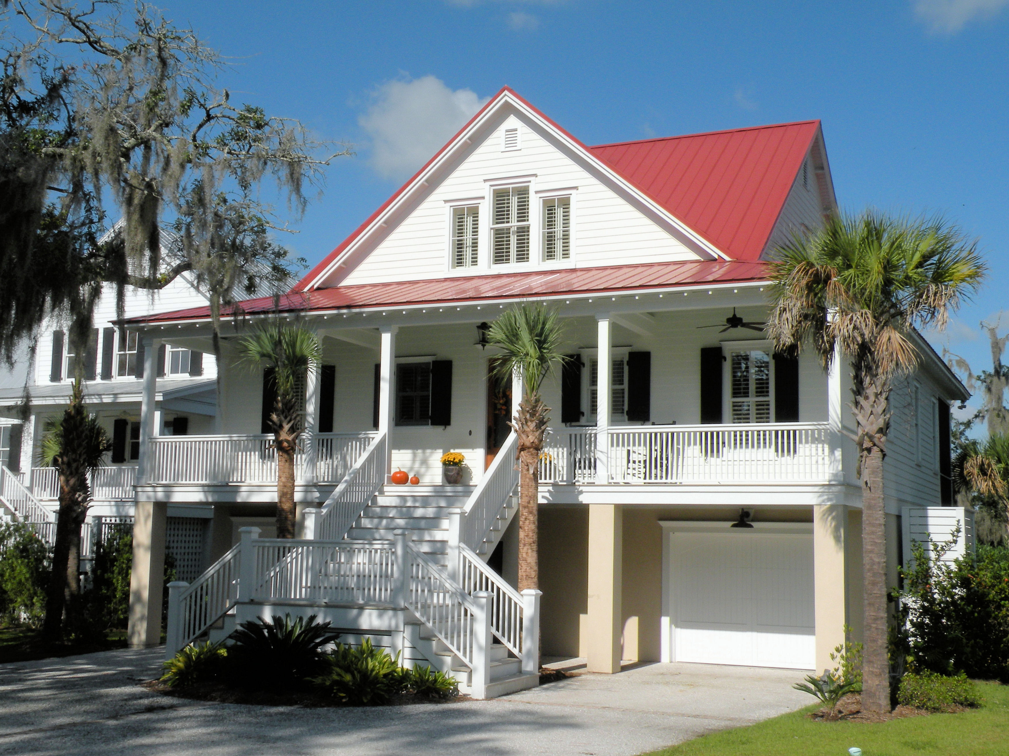 classic low country home plan - 15007nc | architectural designs