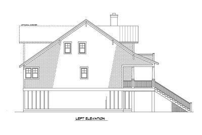 Raised House Plan Living - 15023NC thumb - 03