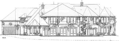 European manor home 15315hn architectural designs for European manor house plans
