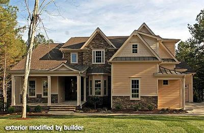 Master-Down Classic House Plan - 15608GE thumb - 11