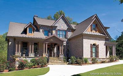 Master-Down Classic House Plan - 15608GE thumb - 10