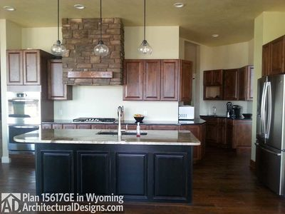 House Plan 15617GE comes to life in Wyoming! - photo 006
