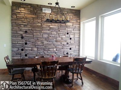 House Plan 15617GE comes to life in Wyoming! - photo 010