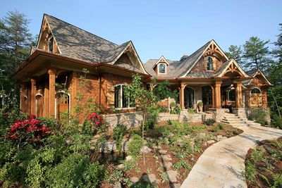 Mountain Home with Spacious Lower Level - 15622GE thumb - 01