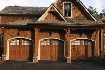 Stunning Rustic Craftsman Home Plan - 15626GE thumb - 03