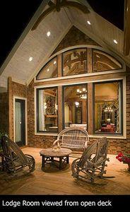 Stunning Rustic Craftsman Home Plan - 15626GE thumb - 25