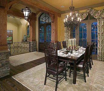 Stunning Rustic Craftsman Home Plan - 15626GE thumb - 07