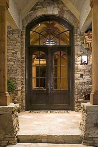 Stunning Rustic Craftsman Home Plan - 15626GE thumb - 05