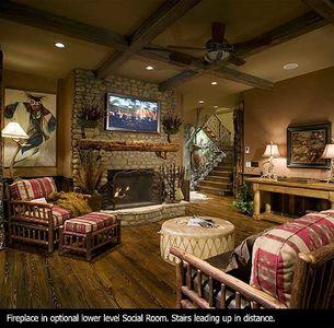 Stunning Rustic Craftsman Home Plan - 15626GE thumb - 21