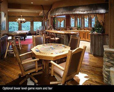 Stunning Rustic Craftsman Home Plan - 15626GE thumb - 22