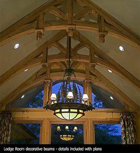 Stunning Rustic Craftsman Home Plan - 15626GE thumb - 14