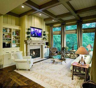 Stunning Rustic Craftsman Home Plan - 15626GE thumb - 24