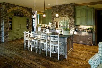Stunning Rustic Craftsman Home Plan - 15626GE thumb - 11