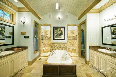 Stunning Rustic Craftsman Home Plan - 15626GE thumb - 17