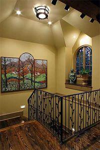 Stunning Rustic Craftsman Home Plan - 15626GE thumb - 19
