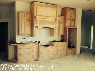 House Plan 15651GE comes to life in Texas - photo 004