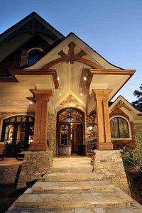 Award-Winning Gable Roof Masterpiece - 15651GE thumb - 19