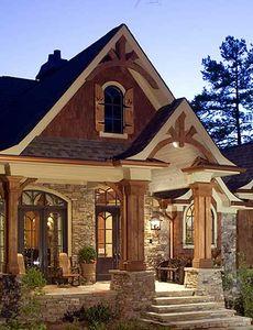 Award-Winning Gable Roof Masterpiece - 15651GE thumb - 02