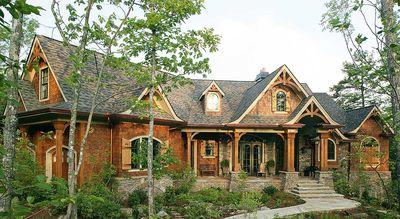 Award-Winning Gable Roof Masterpiece - 15651GE thumb - 01