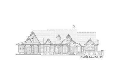 Award-Winning Gable Roof Masterpiece - 15651GE thumb - 03