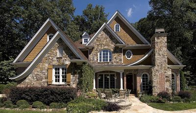 Astounding classic cottage house plans pictures exterior for Classic cottage house plans