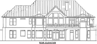 Split Bedroom Craftsman Home Plan - 15667GE thumb - 09