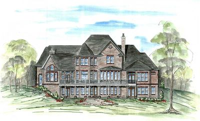 Luxury House Plan in Many Versions - 15674GE thumb - 07