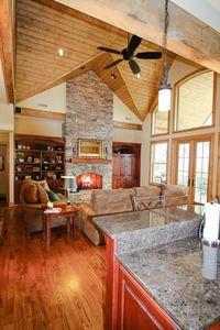 Vaulted Lodge Room and Sweeping Views - 15703GE thumb - 02