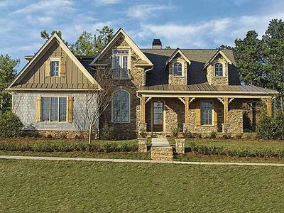 Stone Farmhouse - 15716GE thumb - 02
