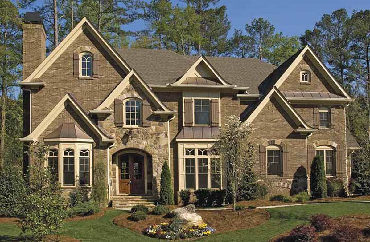 Stunning european home plan 15758ge architectural for Europeanhome com